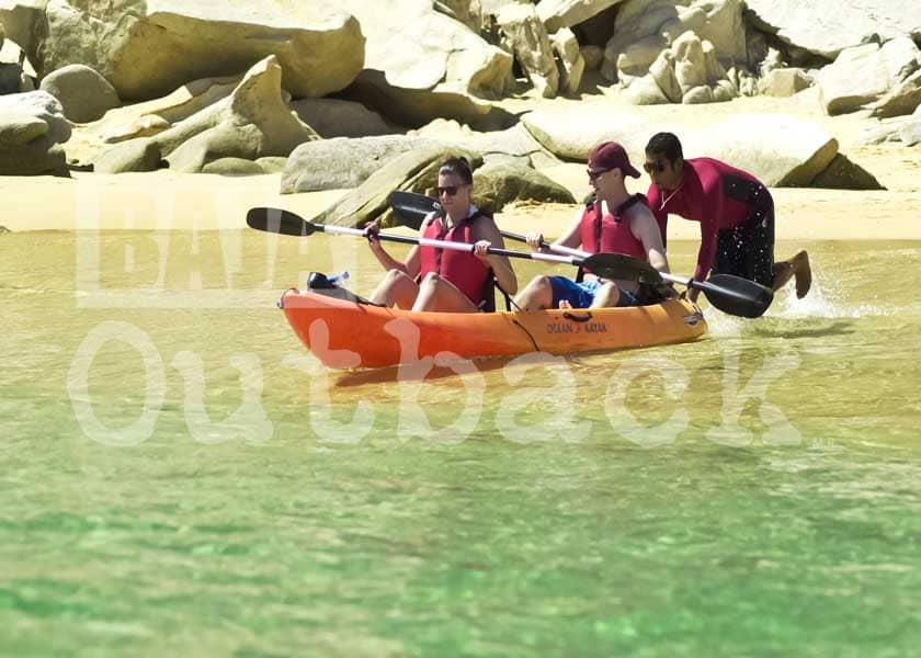 The Arch kayak